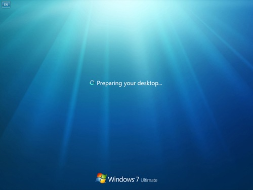 01 Preparing Your Desktop - Windows 7 Ultimate Beta