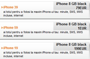 iphone orange 79 euro
